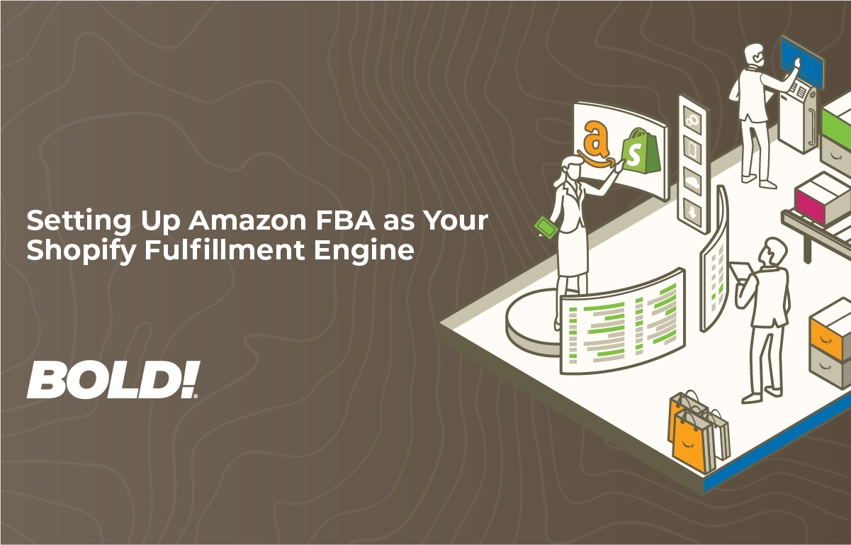 Setting Up Amazon FBA as Your Shopify Fulfillment Engine