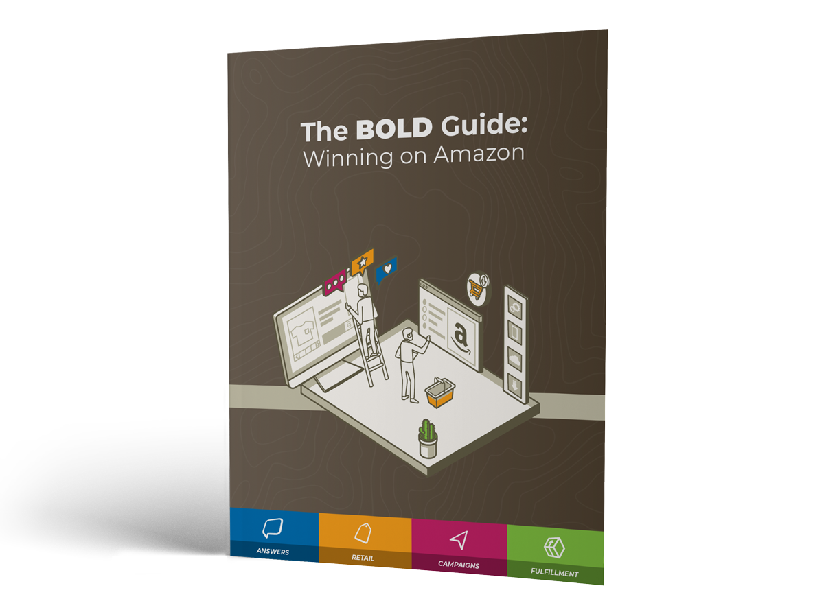 Bold Guide on winning with Amazon insights.