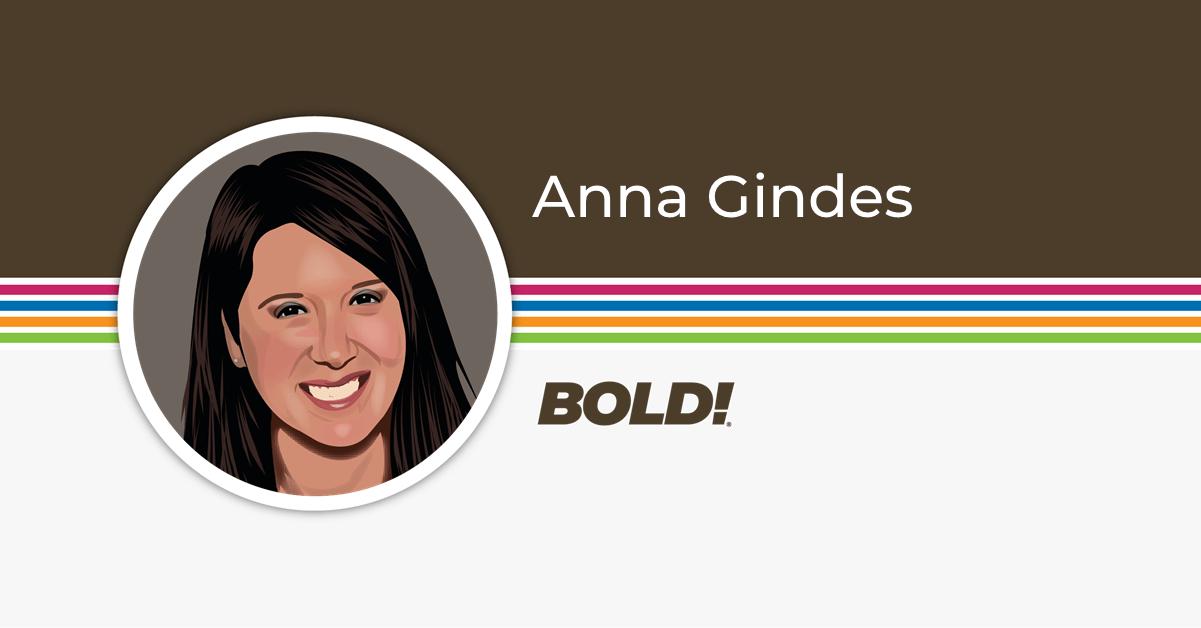 Welcome Anna Gindes - Creative Director