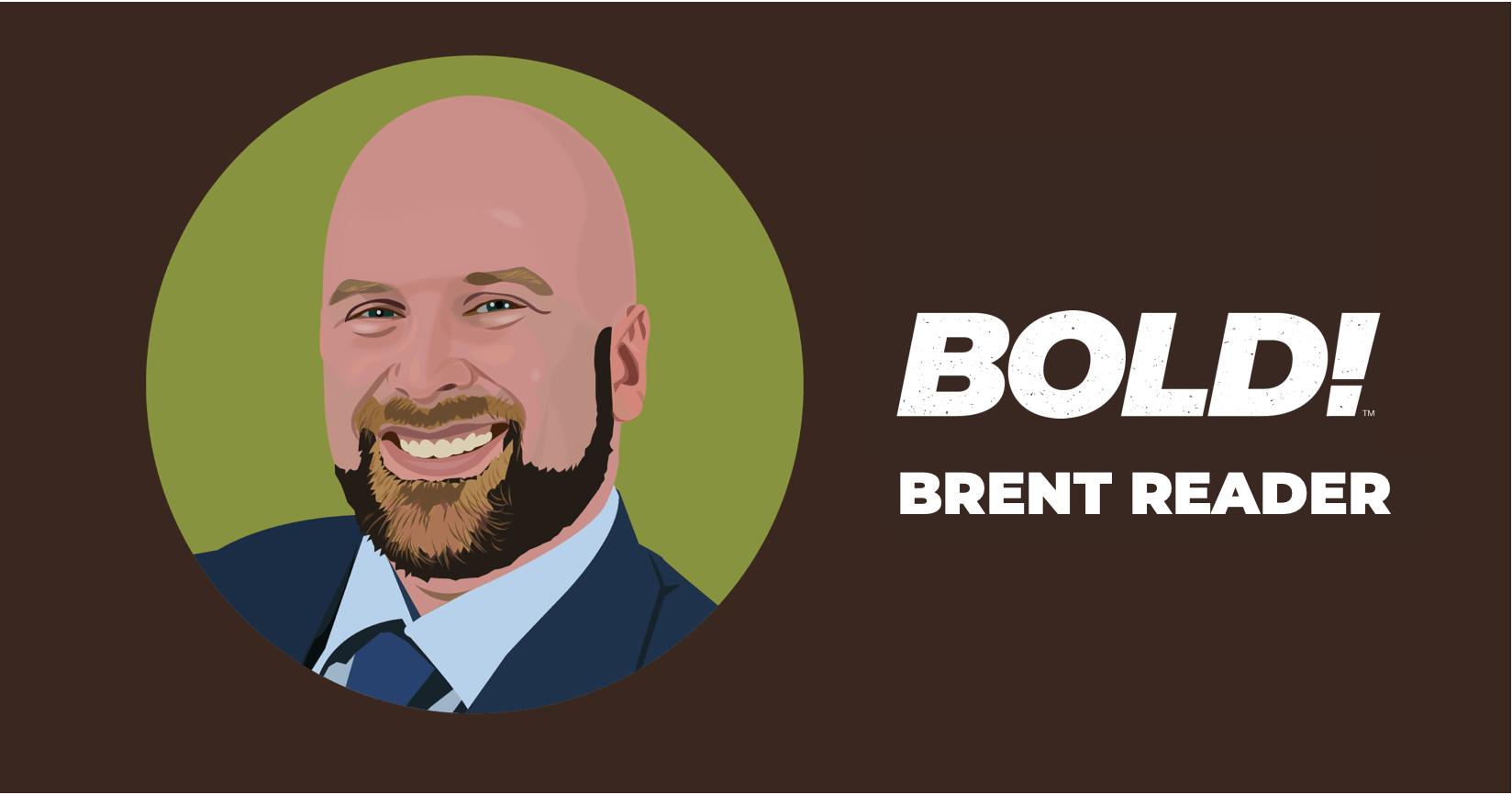 Welcome Brent Reader - Senior Developer