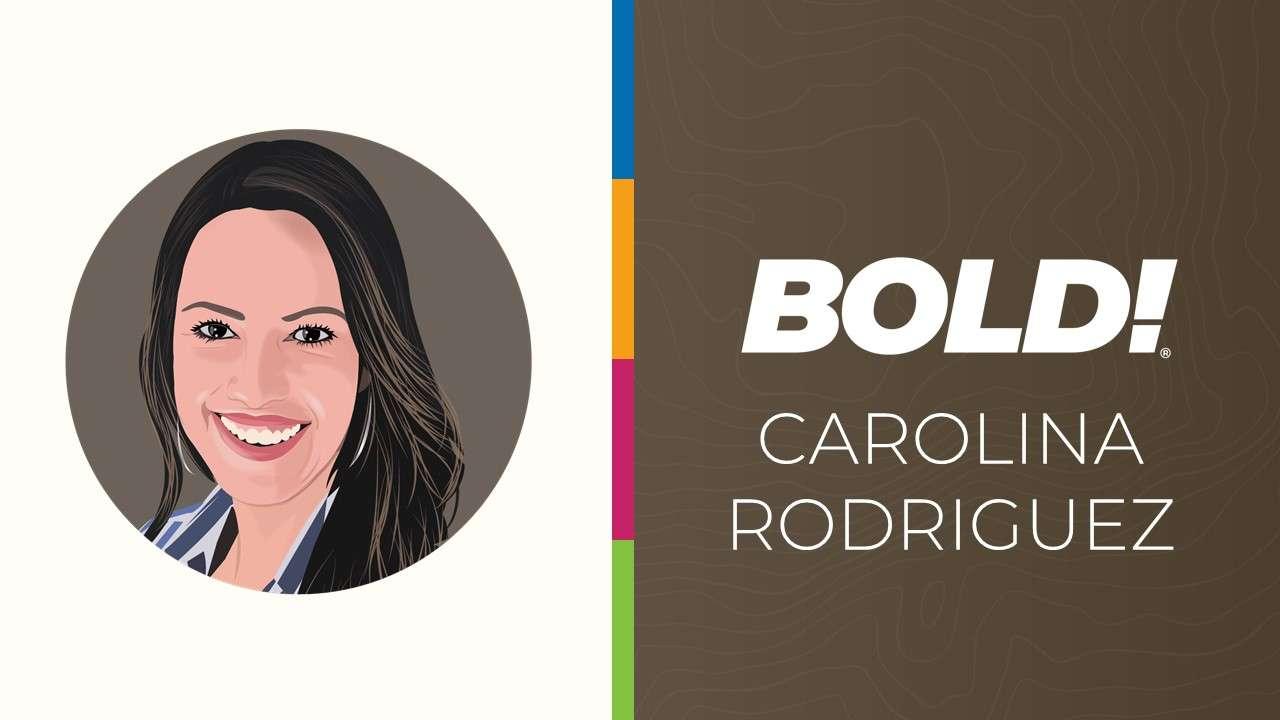 Welcome Carolina Rodriguez -Sr Director, Retail
