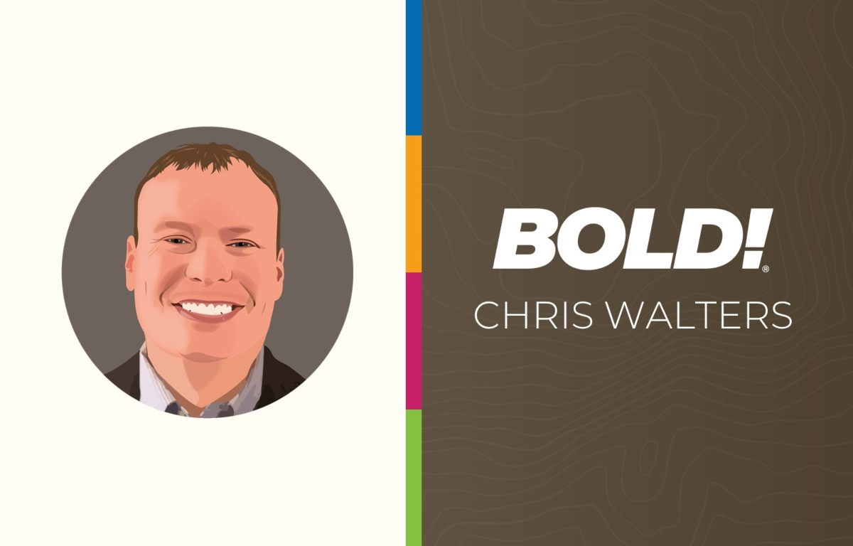 BOLD is excited to welcome Chris Walters to the BOLD team as our newest Retail Director!