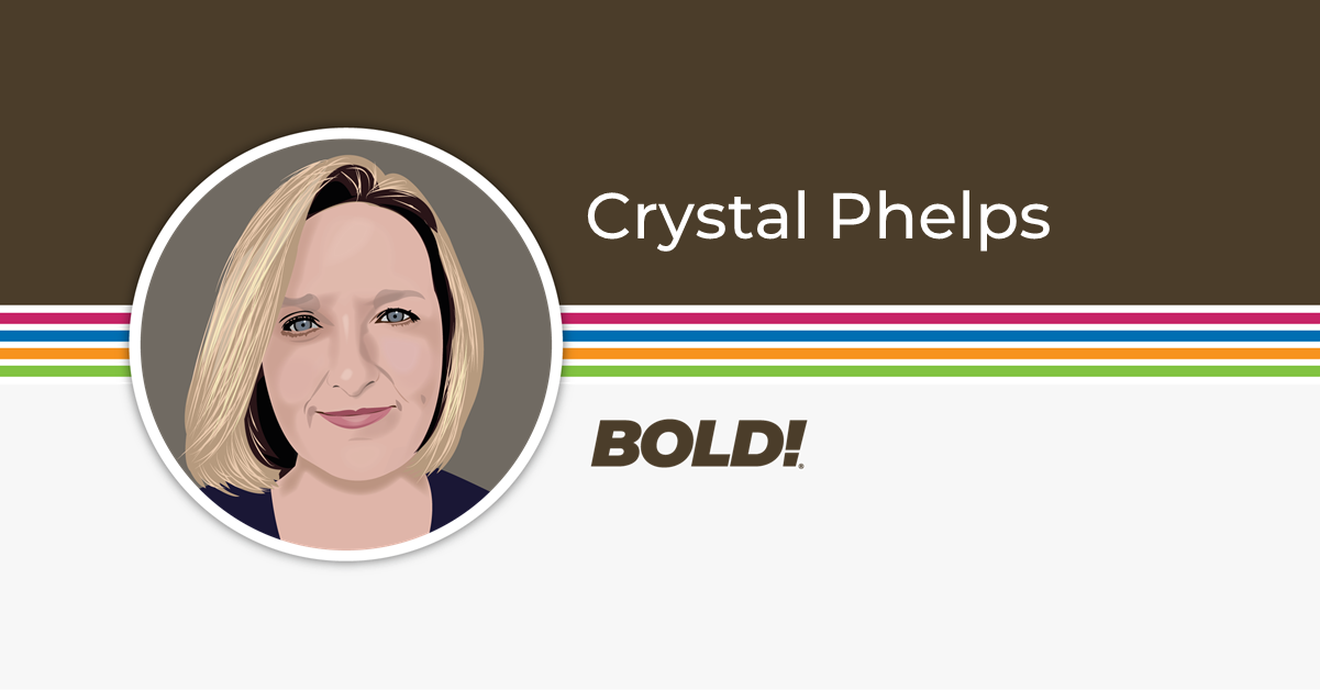Welcome Crystal Phelps - Sr Director, Retail Strategy