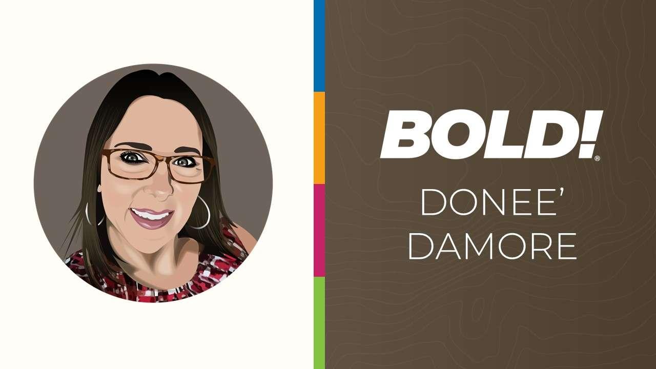 WelcomeDonee' Damore -Retail Director