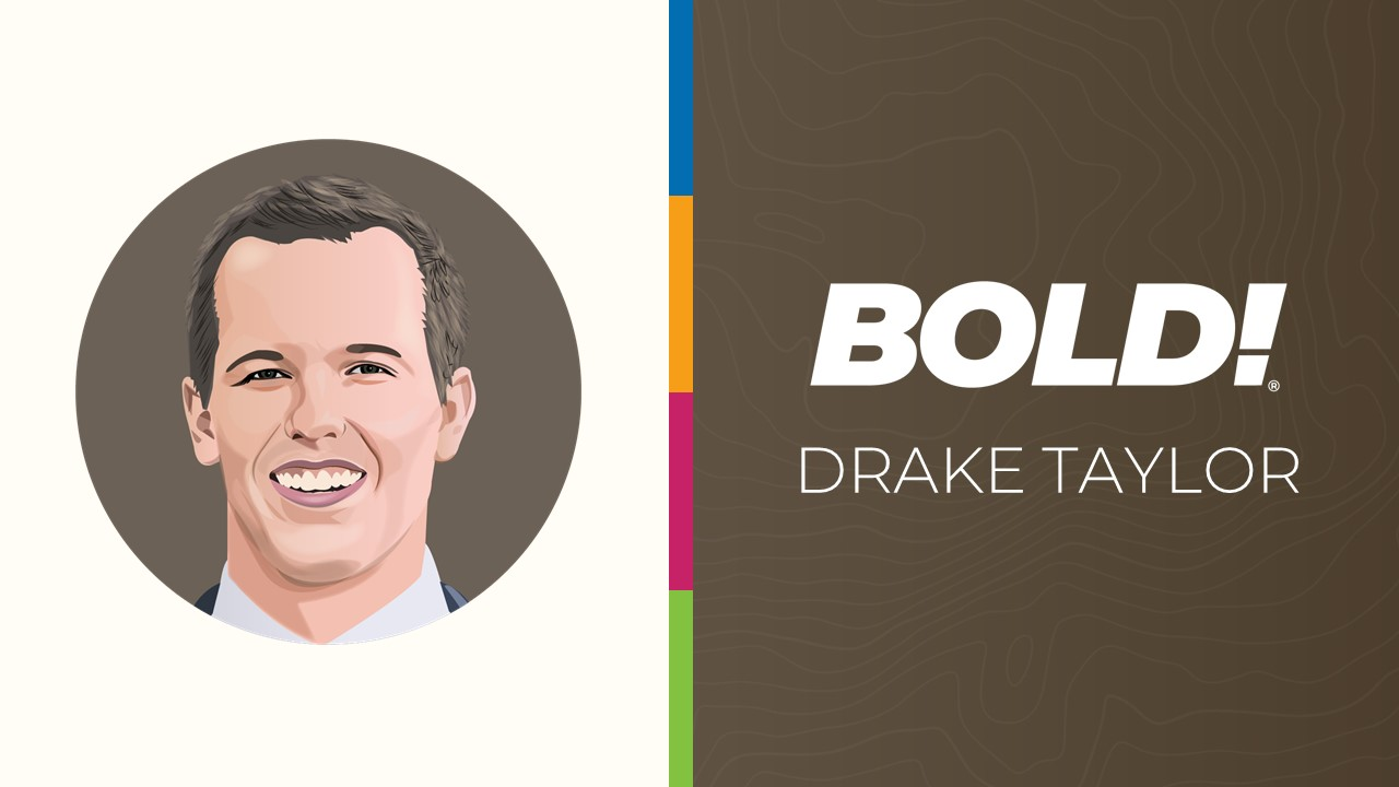 Welcome Drake Taylor - Director, Retail Strategy