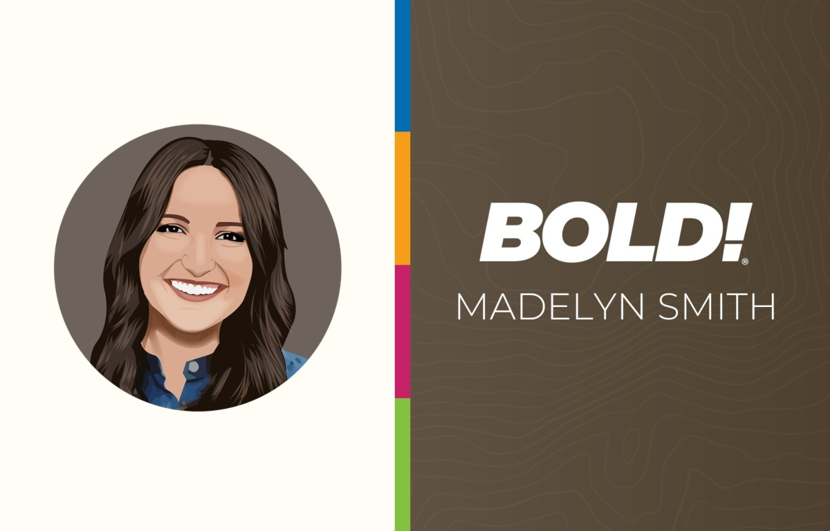 BOLD is excited to welcome Madelyn Smith to the BOLD team as our newest Campaigns Manager!