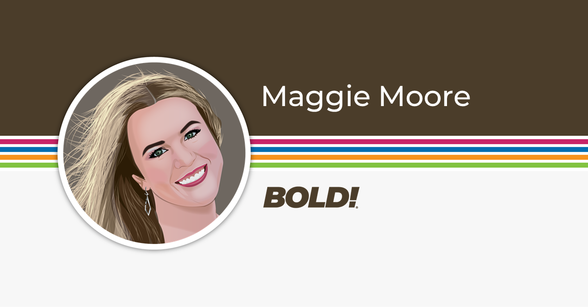 Welcome Maggie Moore - Retail Intern
