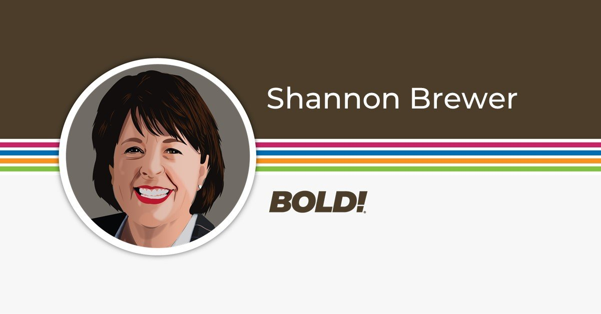 Welcome Shannon Brewer - Sr. Director, Retail Strategy