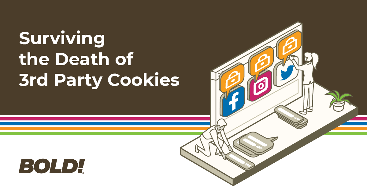 How eCommerce Marketers can Survive the Death of Third-Party Cookies